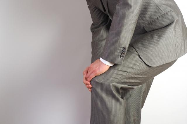 身体の様々な場所に発症する関節痛