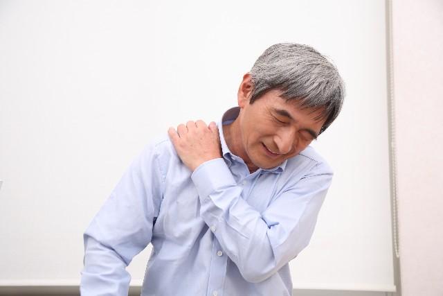 関節痛の五十肩