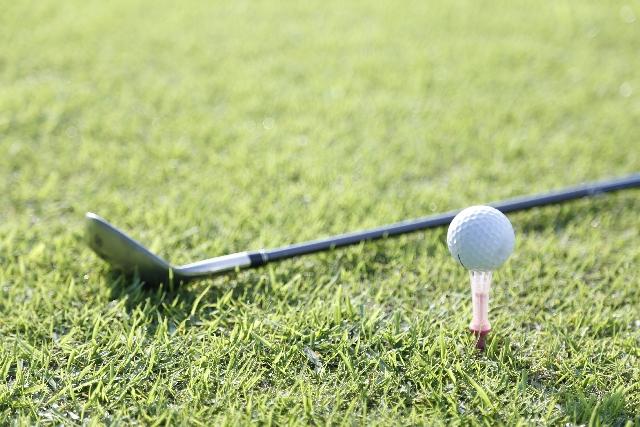 関節痛とゴルフ