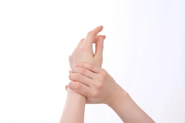 関節痛と腱鞘炎