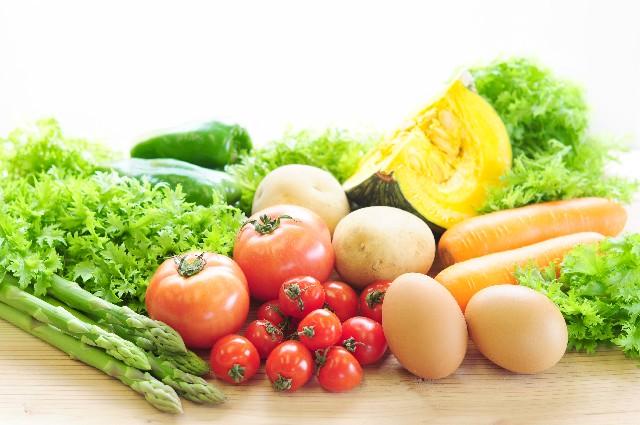 関節痛と食べ物