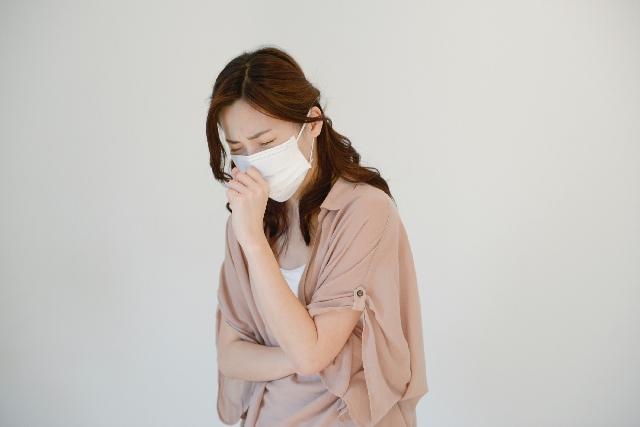 寒気と関節痛