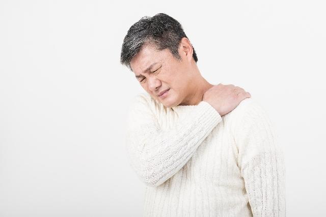 寒気(悪寒)と関節痛