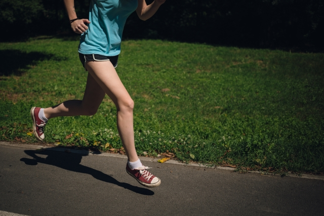 ランニングの膝の痛み