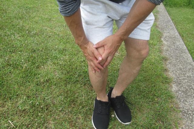 膝の水の症状