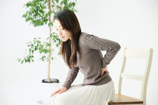 仙腸関節痛